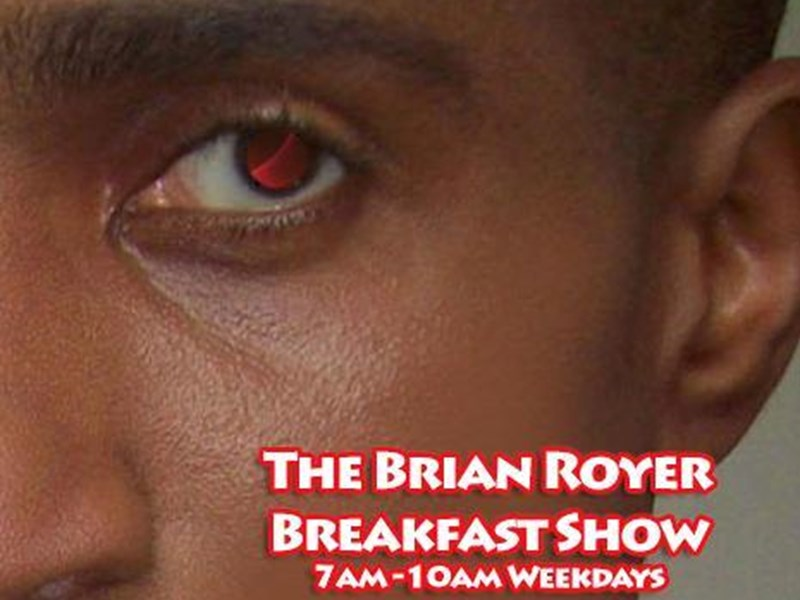 My featured artist of the week: Brian Royer. THE Breakfast Presenter aka @Royerism @FM1FMRadio.