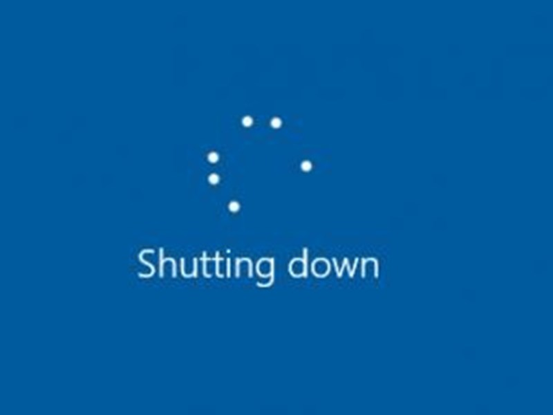 What is Shutdown Mode?