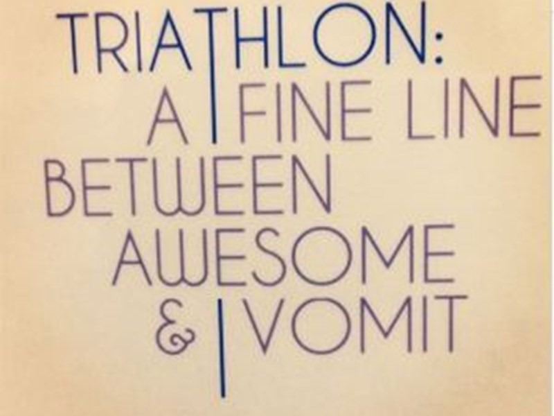Triathlon - here I come!