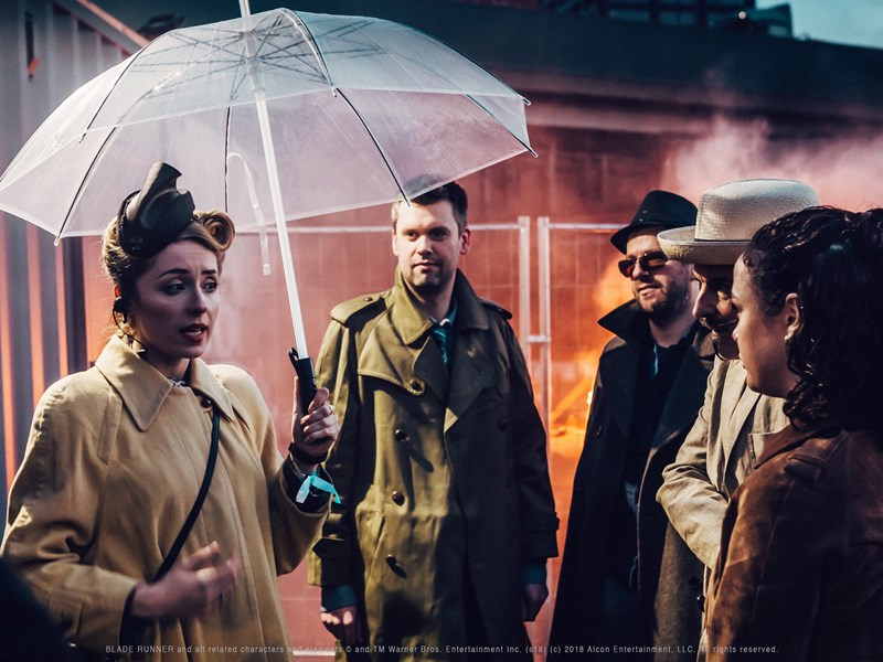 Secret Cinema - Bladerunner: The Final Cut
