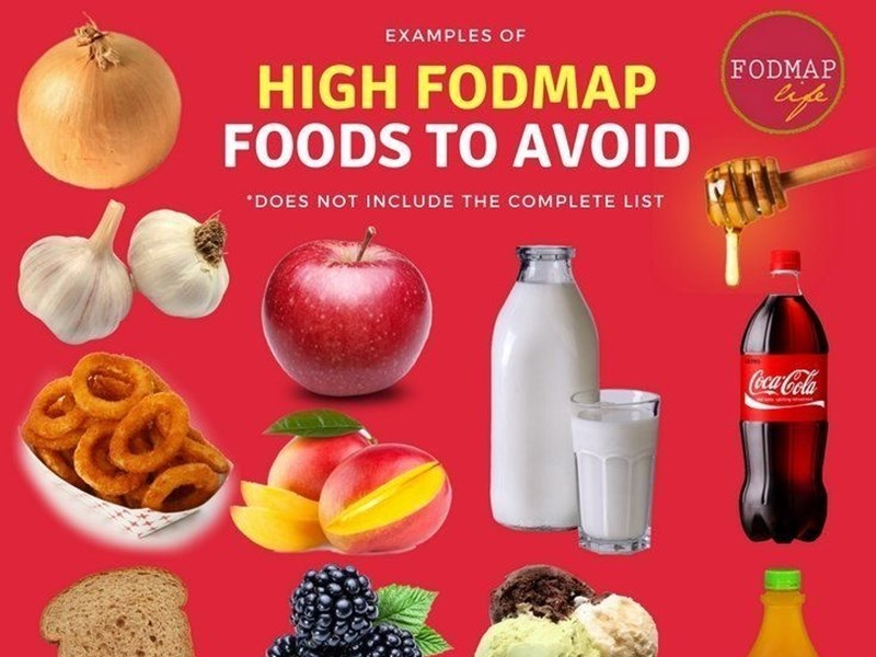 FODMAP The 'new' buzz word for anyone who suffers with digestive issues relating to IBS, etc.